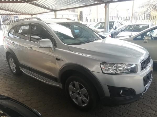 2013 Chevrolet Captiva 2.4 Lt  Gauteng Jeppestown_0