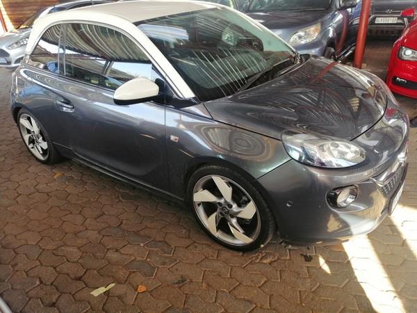 2015 Opel Adam 1.0T 3-Door Gauteng Jeppestown_0