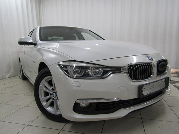 2016 BMW 3 Series 318i Luxury Line Auto Gauteng Johannesburg_0