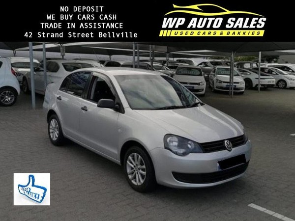2011 Volkswagen Polo Vivo 1.6 Trendline Western Cape Bellville_0