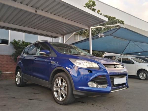 2017 Ford Kuga 2.0 Ecoboost Titanium AWD Auto Kwazulu Natal Durban_0