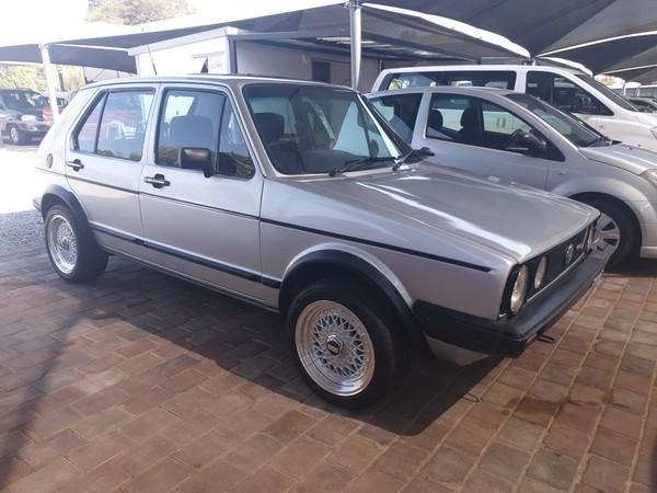 1984 Volkswagen Golf Mk1 GTi 1800 K-jetronic Fuel Injection Gauteng Pretoria_0