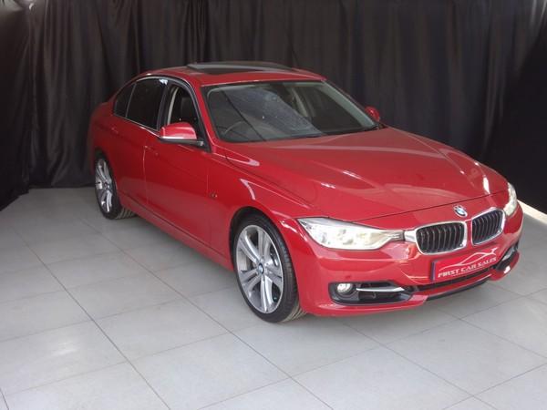 2012 BMW 3 Series 335i Sport Line At f30  Gauteng Johannesburg_0