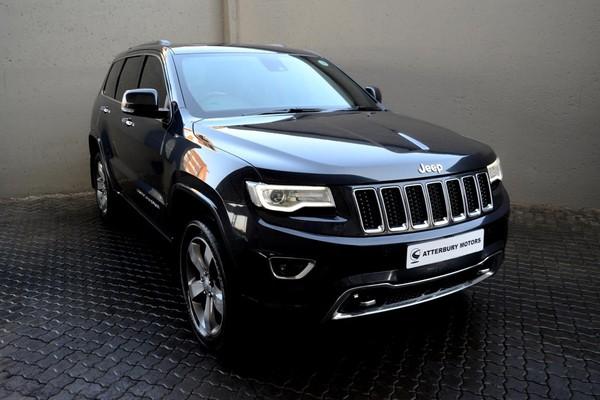 2014 Jeep Grand Cherokee 3.0L V6 CRD OLAND Gauteng Pretoria_0