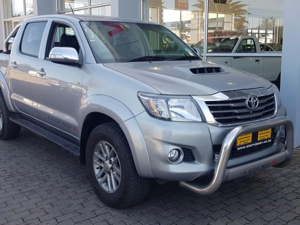 2015 Toyota Hilux 3.0D-4D LEGEND 45 RB AT Double Cab Bakkie Western Cape Vredenburg_0