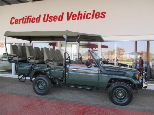 1986 Toyota Land Cruiser Diesel Pu Sc  Limpopo Limpopo_0