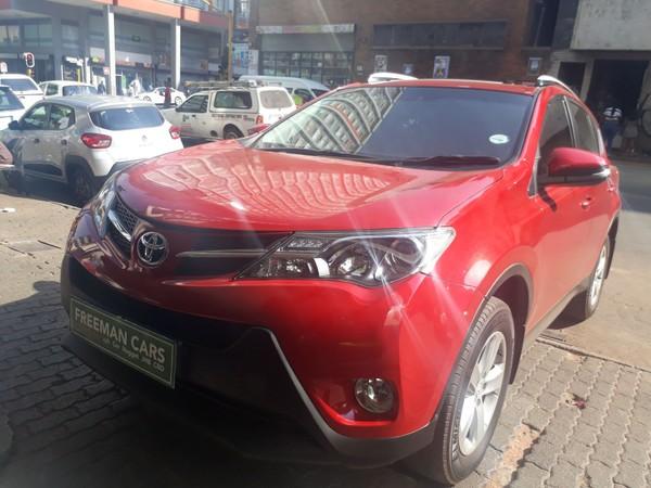 2014 Toyota Rav 4 2.2D VX Auto Gauteng Johannesburg_0