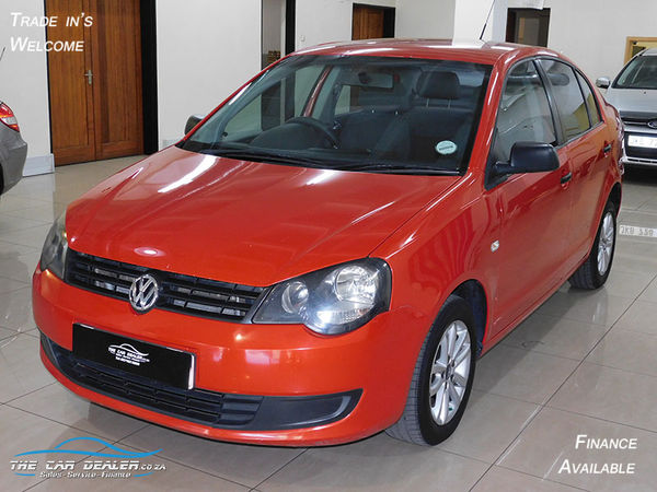 2012 Volkswagen Polo Vivo 1.6 Trendline Mpumalanga Mpumalanga_0