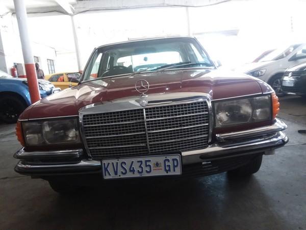 1977 Mercedes-Benz E-Class 280 E At Ac w123  Gauteng Johannesburg_0