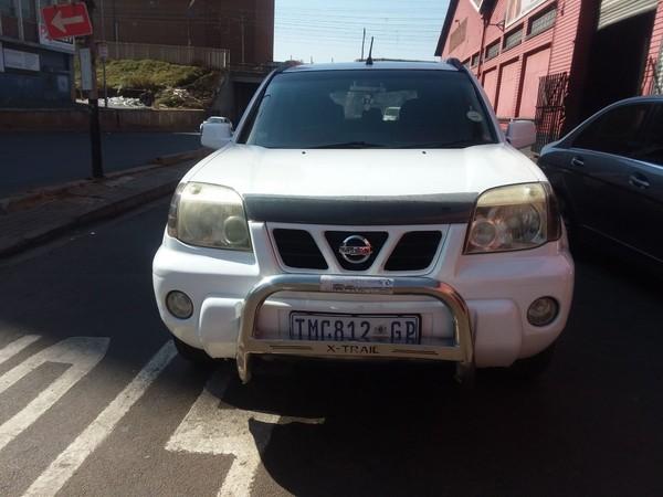 2005 Nissan X-trail 2.5 Se r45  Gauteng Johannesburg_0