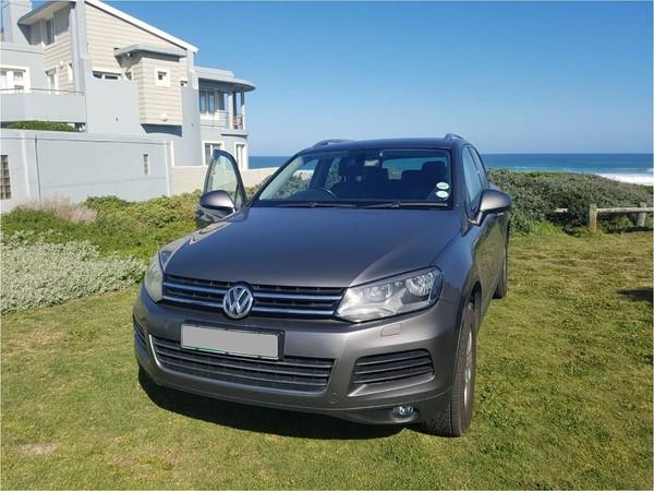 2011 Volkswagen Touareg 3.0 Tdi V6 Tip  Eastern Cape Port Elizabeth_0