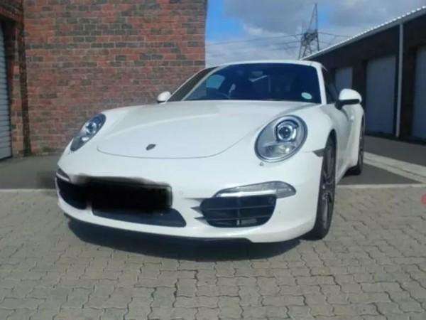 2012 Porsche 911 Carrera S Pdk  Western Cape Paarl_0