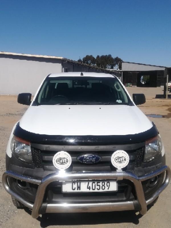 2012 Ford Ranger 2.2tdci Xl Pu Dc  Western Cape Moorreesburg_0