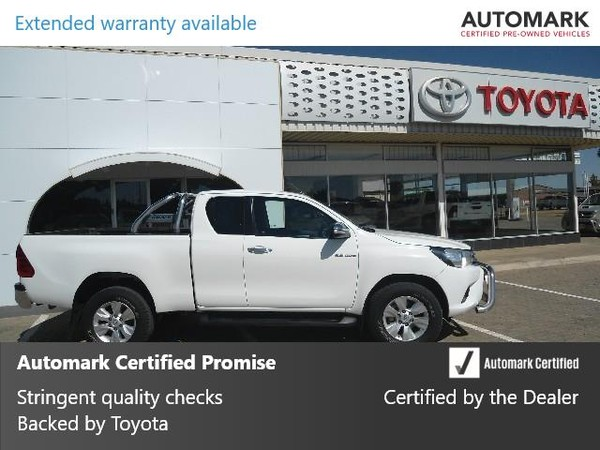 2016 Toyota Hilux 2.8 GD-6 Raider 4x4 Extended Cab Bakkie Northern Cape Hartswater_0