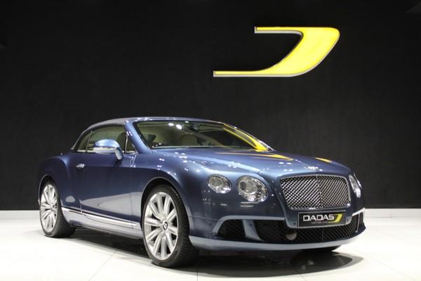 2012 Bentley Continental Gt Convertible  Gauteng Johannesburg_0