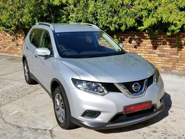 2016 Nissan X-trail 2.0 XE T32 Western Cape Paarl_0