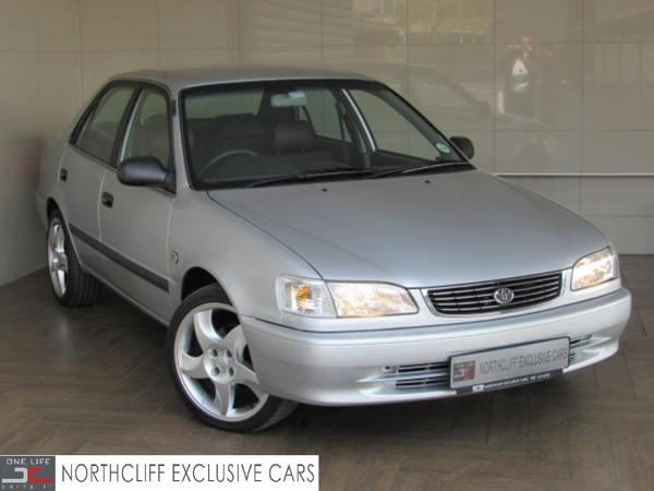 2000 Toyota Corolla 160i GLE AUTOMATIC Gauteng Roodepoort_0