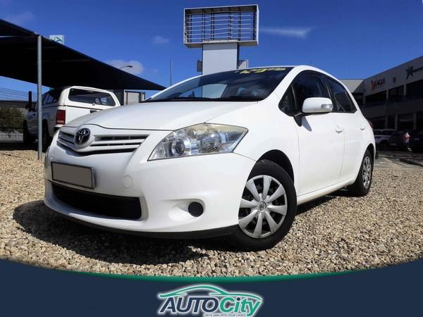 2011 Toyota Auris 1.3  X  Western Cape Bellville_0