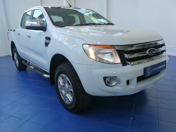 2015 Ford Ranger 3.2tdci Xlt 4x4 At Pu Dc  Western Cape Cape Town_0