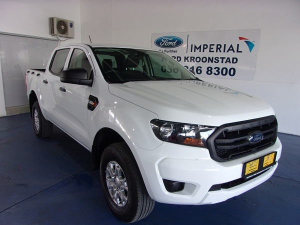 2019 Ford Ranger 2.2TDCi XL Double Cab Bakkie Free State Kroonstad_0