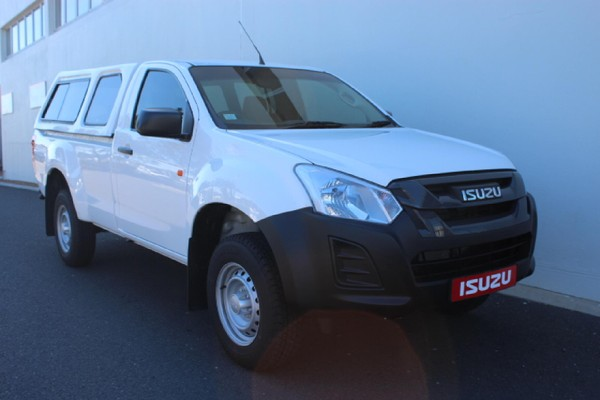 2020 Isuzu D-MAX 250C Fleetside Single Cab Bakkie Western Cape Goodwood_0
