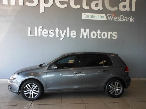 2012 Volkswagen Golf Vi 1.4 Tsi Comfortline  Gauteng Centurion_0
