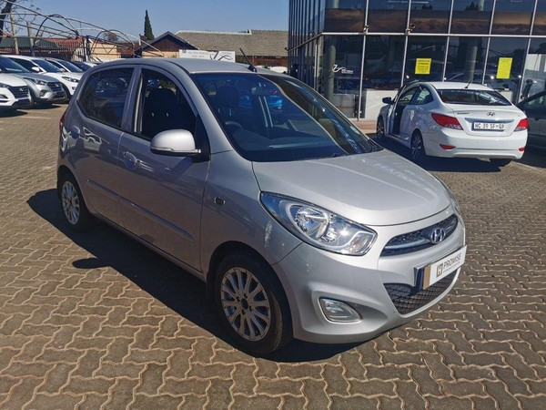 2015 Hyundai i10 1.1 Gls  Gauteng Kempton Park_0