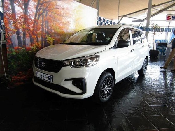 2019 Suzuki Ertiga 1.5 GA Gauteng Rosettenville_0