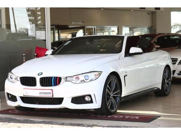 2015 BMW 4 Series 420i Convertible M Sport Auto Gauteng Johannesburg_0