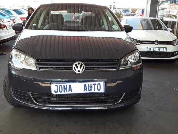 2017 Volkswagen Polo Vivo GP 1.6 Comfortline Gauteng Johannesburg_0