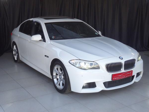 2013 BMW 5 Series 520i At f10  Gauteng Johannesburg_0