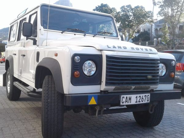 2010 Land Rover Defender Puma 110 Sw  Western Cape Cape Town_0