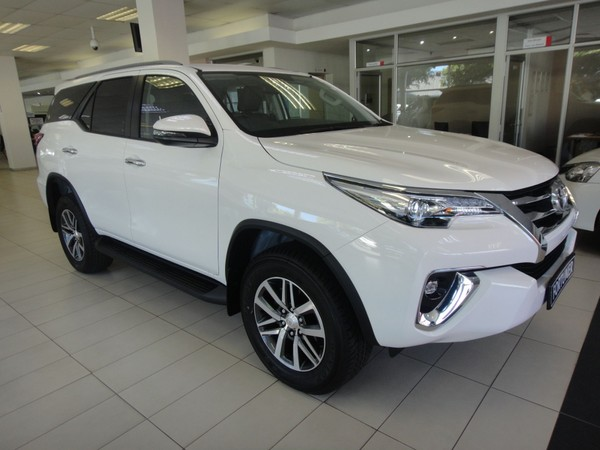 2019 Toyota Fortuner 2.8GD-6 RB Auto Western Cape Ceres_0