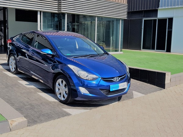 2013 Hyundai Elantra 1.8 Gls At  Gauteng Midrand_0