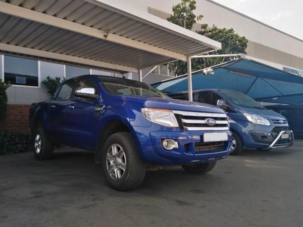 2015 Ford Ranger 3.2tdci Xlt 4x4 Pu Dc  Kwazulu Natal Durban_0