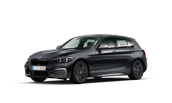 2019 BMW 1 Series M140i Edition M Sport Shadow 5-Door Auto F20 Gauteng Roodepoort_0