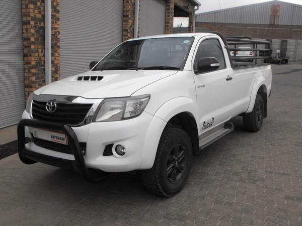 2015 Toyota Hilux 3.0 D-4D 4X4 LEGEND 45 Single Cab Bakkie Mpumalanga Standerton_0