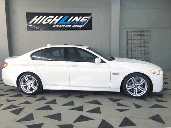2013 BMW 5 Series bmw 528i  Gauteng Vereeniging_0