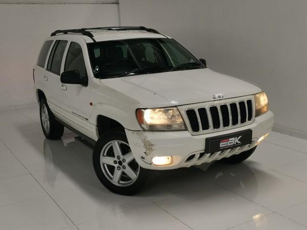 2001 Jeep Grand Cherokee Ltd 4.7  Gauteng Rosettenville_0