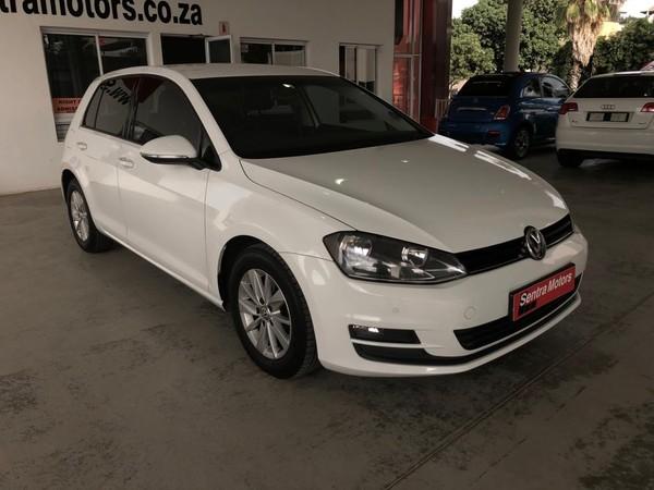 2013 Volkswagen Golf Vii 1.2 Tsi Trendline  Free State Bloemfontein_0