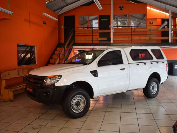 2014 Ford Ranger 2.2tdci Xl Pu Sc  Western Cape Goodwood_0