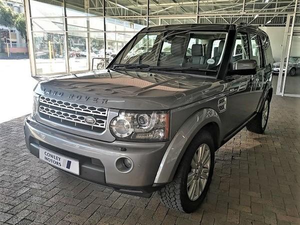 2012 Land Rover Discovery 4 3.0 Tdv6 Se  Western Cape Parow_0
