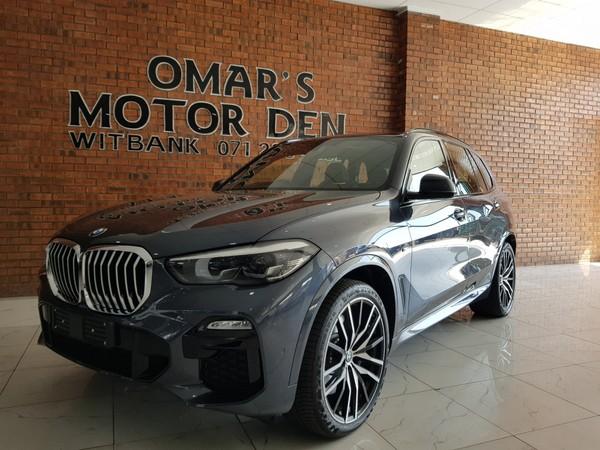 2019 BMW X5 xDRIVE30d M-Sport Auto Mpumalanga Witbank_0