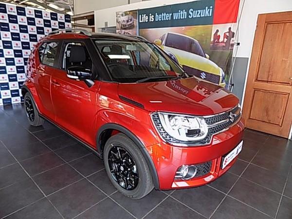 2020 Suzuki Ignis 1.2 GLX Gauteng Roodepoort_0