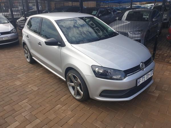 2018 Volkswagen Polo 1.2 TSI Trendline 66KW Mpumalanga Middelburg_0