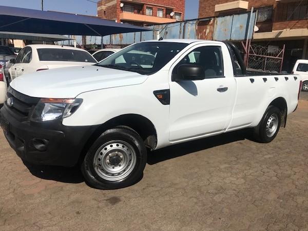 2013 Ford Ranger 2.2tdci Pu Sc  Gauteng Roodepoort_0
