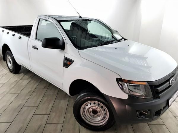 2016 Ford Ranger 2.5i LR Single Cab Bakkie Free State Bloemfontein_0