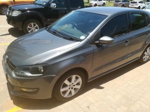 2012 Volkswagen Polo 1.6 Tdi Comfortline 5dr  Limpopo Nylstroom_0