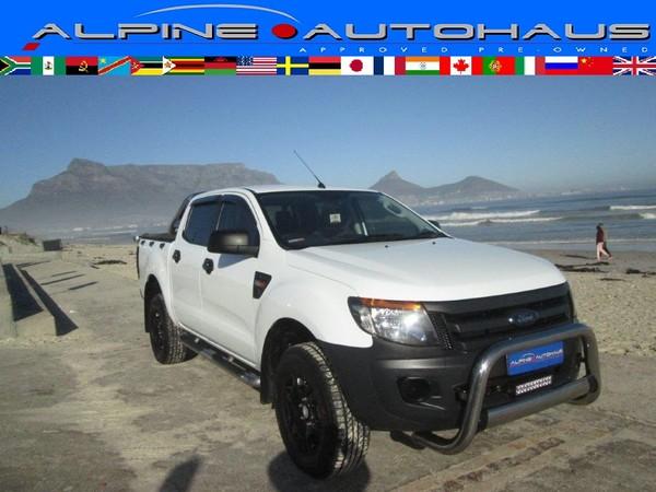 2012 Ford Ranger 2.2tdci Xl Pu Dc  Western Cape_0