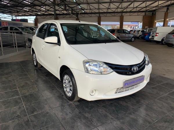 2017 Toyota Etios 1.5 Xi 5dr  Limpopo Polokwane_0